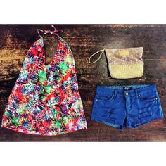 DATCH Women's Outfit n. 2//Spring Summer 2015