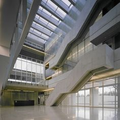 Perimeter Institute for Theoretical Physics - Explore, Collect and Source architecture