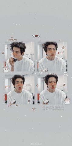 Why is he sooo cute? Seokjin, Foto Bts, Walpapers Cute, Bts Wallpapers, Min Yoonji, Kim Jin, Bts Aesthetic Pictures, Worldwide Handsome, Album Bts