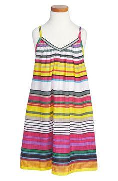 Peek 'Halle' Sundress (Toddler Girls, Little Girls & Big Girls) available at #Nordstrom
