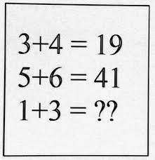 Solve the puzzle.