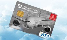 Offering one of the best rates of Skywards Miles for your card spend.