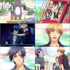 [[ Collage by @anime_obsession_ ]] Love Stage!! OVA [3/9]