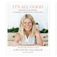"Recipes from Gwenyth Paltrow's new cookbook ""It's All Good""... Fish fingers, thai chicken burgers and black sesame ginger carrots"