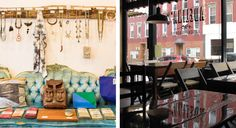 Shop Here/Eat There: The One Well and Adelina's in Greenpoint.