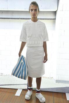 London Fashion Week - Edeline Lee ss17