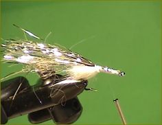 The Murdich Minnow Streamer Fly - Adventures in Fly Tying Video From Fly Fish Ohio