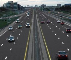 The whole of the U.S could be powered by solar roads