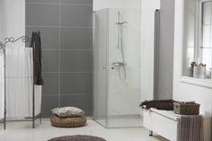 Fibo-Trespo - Våtromsplater utviklet for å tåle direkte vannpåvirkning Basement Bathroom, Bathtub, Standing Bath, Bathtubs, Bath Tube, Bath Tub, Tub, Bath