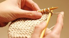 Beginner Basics: Casting On and Binding Off | Your Knitting Life Magazine