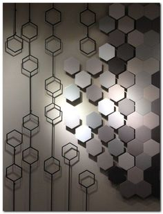 Inspiration for Mix and Match Traditional Wall with Modern Interior Modern Interior Interior Modern, Interior Walls, Interior Design Traditional, Modern Traditional, Wall Patterns, Textures Patterns, Partition Design, Wall Partition, Wall Finishes