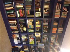 I have been thinking about my bookshelves lately.  This is mostly because when I go on Pinterest and …