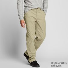 Men's Pants: Casual, Dress, Active & More | UNIQLO US