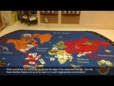 Continental Drift, Scientific Method, Pangaea Activity