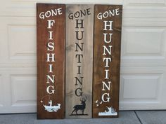Wooden Welcome Signs, Porch Welcome Sign, Diy Wood Signs, Wood Craft Patterns, Wood Burning Patterns, Chalk Crafts, Wood Crafts, Hunting Signs, Hunting Decal