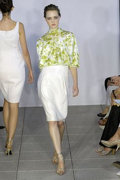 Douglas Hannant Spring 2008 Ready-to-Wear - Collection - Gallery - Style.com