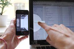 デバイス間データ転送のスマートなユーザインターフェース - K'conf