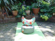 Meditatie kussens van HappyKussens nu te koop op www.dawanda.com/happy kussens