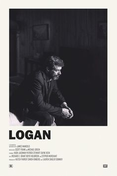 Logan moody black and white movie poster design Film Poster Design, Poster S, Movie Poster Art, Poster Wall, Poster Frames, Poster Designs, Iconic Movie Posters, Minimal Movie Posters, Iconic Movies