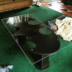 Batman coffee table.