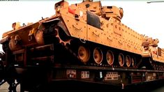 US ARMY Tanks and Armored Vehicles - Landing in Europe 2016 - 2017 -  http://www.gdomtv.com/  M109A7 - 155-mm self-propelled howitzer - M109A7 - The M109A7 155-mm self-propelled howitzer is the new artillery system for the US Army: Each M109A7 self-propelled howitzer is escorted by associated M992A3 ammunition carrier. The M992A3 is officially referred as Carrier Ammunition Tracked or CAT. It carries ammunition under armor and reloads the howitzer. This vehicle transfers ammunition to the…
