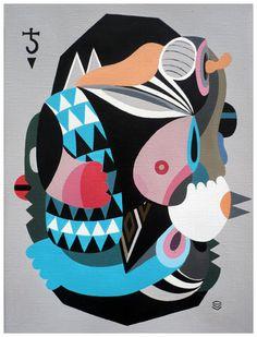 Gaze. by Olivier Vrancken