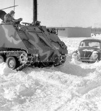 blizzard of 1978 Franklin Indiana   out on the streets 25 years ago this weekend as the Blizzard of 1978 ...