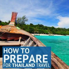 Whether you're travelling to Thailand for a beach vacation or a backpacking adventure (or a wedding, a business trip or an open-ended emigration), we can all but promise two things: using the advice that follows you'll arrive with (A) the right stuff and (B) the right shoes. On our first trip to Thailand we failed...Read More »