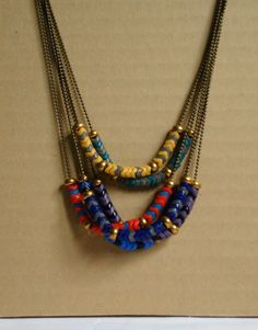 vintage african trade beads