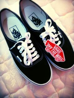 These are what my Vanz look like <3