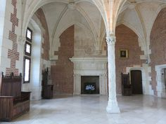Amboise interior - photograph by Kathy Standford