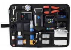 Grid-It Accessory Organizer, $23 | 21 Travel Accessories That Will Make Your Life So Much Easier