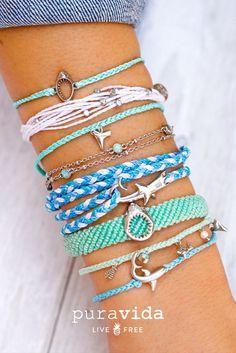 Best Friend Bday Gifts, Mormon Stories, Pura Vida Bracelets, Shark Week, Charity, Bangles, Hair Accessories, Sharks, Oceans