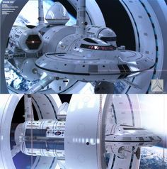 Nasa's Warp Drive Ship by Time-Lord-Rassilon