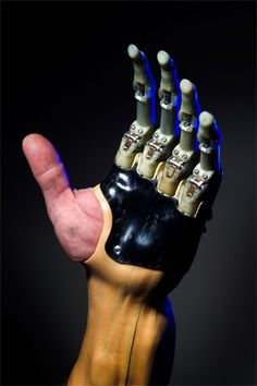This is what I'm working on now! Courtesy of Touch Bionics