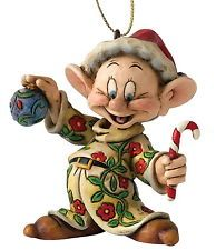 "DISNEY CHRISTMAS - Figur - ""DOPEY"" - Hanging Ornament JIM SHORE FIGUR N°A9041"