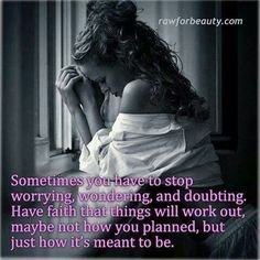 Sometimes you have to...