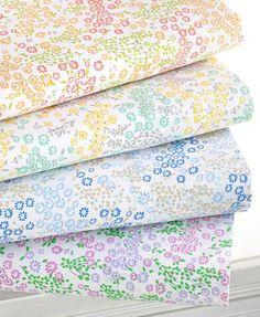 Martha Stewart Collection Sundrop 220 Thread Count Sheet Set