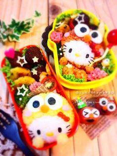 Elmo kitty