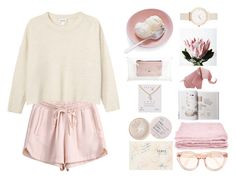 """""""I plan on staying in bed"""" by ocenia ❤ liked on Polyvore"""