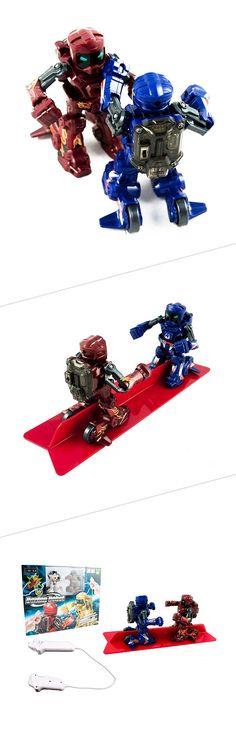Zestaw 2 robotów sterowanych na podczerwień  #roboty #supermisiopl