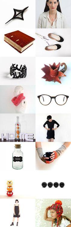 The Day Scenario by Savenna of www.solandia.etsy.com  #ETSY #handmade #artisan #fashion #accessoreis #hair #glasses #journal #gifts Etsy Handmade, My Etsy Shop, Artisan, Collections, Journal, Glasses, Board, Creative, Hair