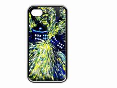 Apple iPhone Case Tardis Doctor Who Explode Deviant by AmbuRadol, $15.50