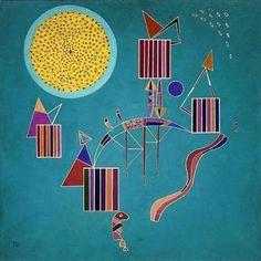 Firmamento cultural: Kandinsky. Una retrospectiva
