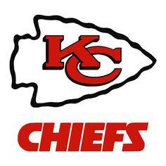 "Kansas City Chiefs Cornhole Decals (18"") https://www.fanprint.com/licenses/kansas-city-chiefs?ref=5750"