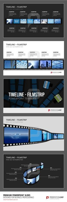 A #filmstrip is composed of frames that are rolled in a chronological #sequence. Only by this action can the viewer perceive the film as a film. Represent action sequences within a rolled film strip.