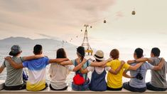 6 fun ways to stay in touch with college friends after you graduate Friendship Status, Friendship Songs, Friendship Pictures, Friend Friendship, Marlene Dumas, Generation Z, Group Pictures, Friend Pictures, Beach Pictures