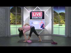 Full Iyengar Yoga Video Class for Posture & Alignment on YOME.