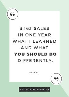 3163 Sales in one year: I'm bringing you my complete guide to success, one step at a time. I'm hoping this guide will give you some direction just when you need it most! Click to read about the stages of an online business.