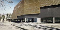 Gallery of Sports Facility / Batlle i Roig Arquitectes - 19